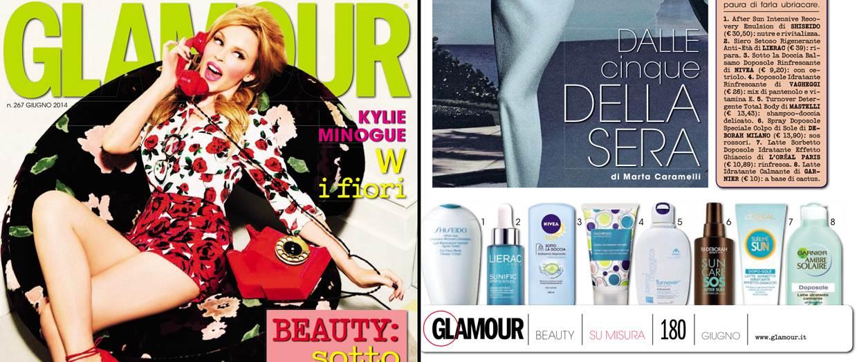 Turnover® detergente e Glamour